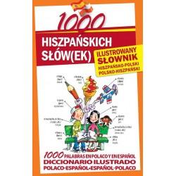1000 HISZPAŃSKICH SŁÓW(EK)...
