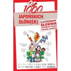 1000 JAPOŃSKICH SŁÓW(EK)...