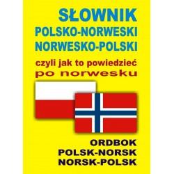 SŁOWNIK POLSKO-NORWESKI...