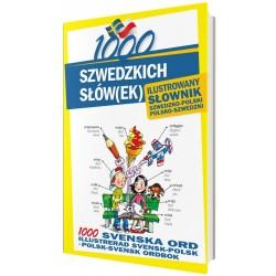 1000 SZWEDZKICH SŁÓW(EK)...