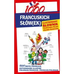 1000 FRANCUSKICH SŁÓW(EK)...