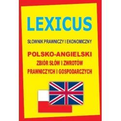 LEXICUS Słownik prawniczy i...