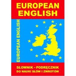 EUROPEAN ENGLISH. Słownik -...