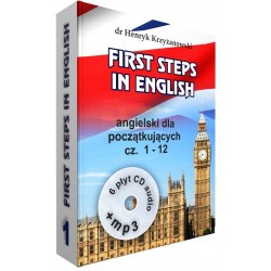 First Steps in English cz....